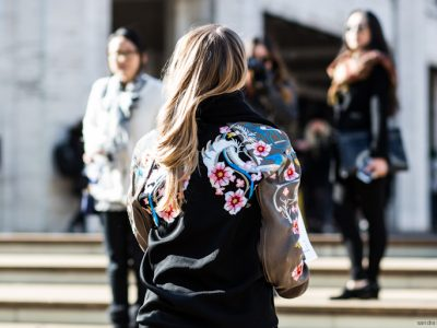 Is The Embroidered Leather Jacket Now a Thing