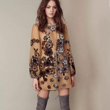 Heather Mini Dress