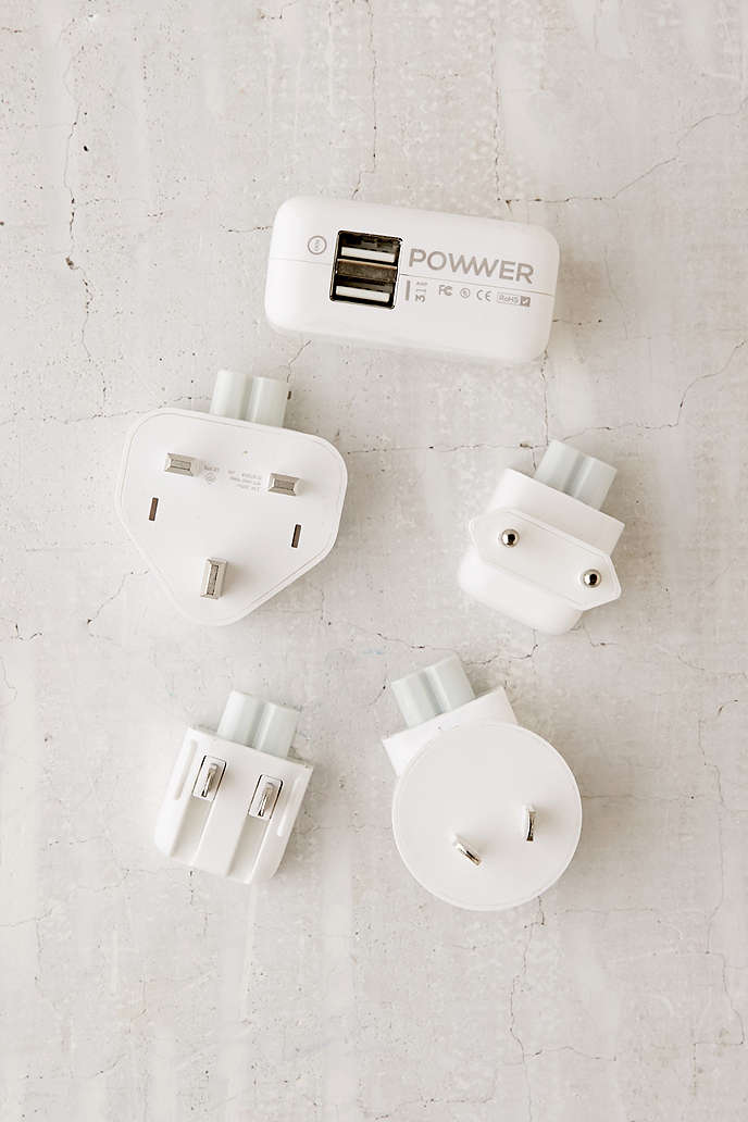 Universal Power Adapter Kit