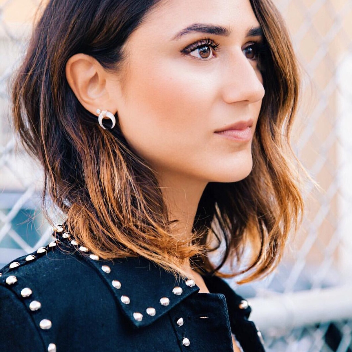 The Jacquie Aiche Earrings That Every Blogger Is Wearing Right Now