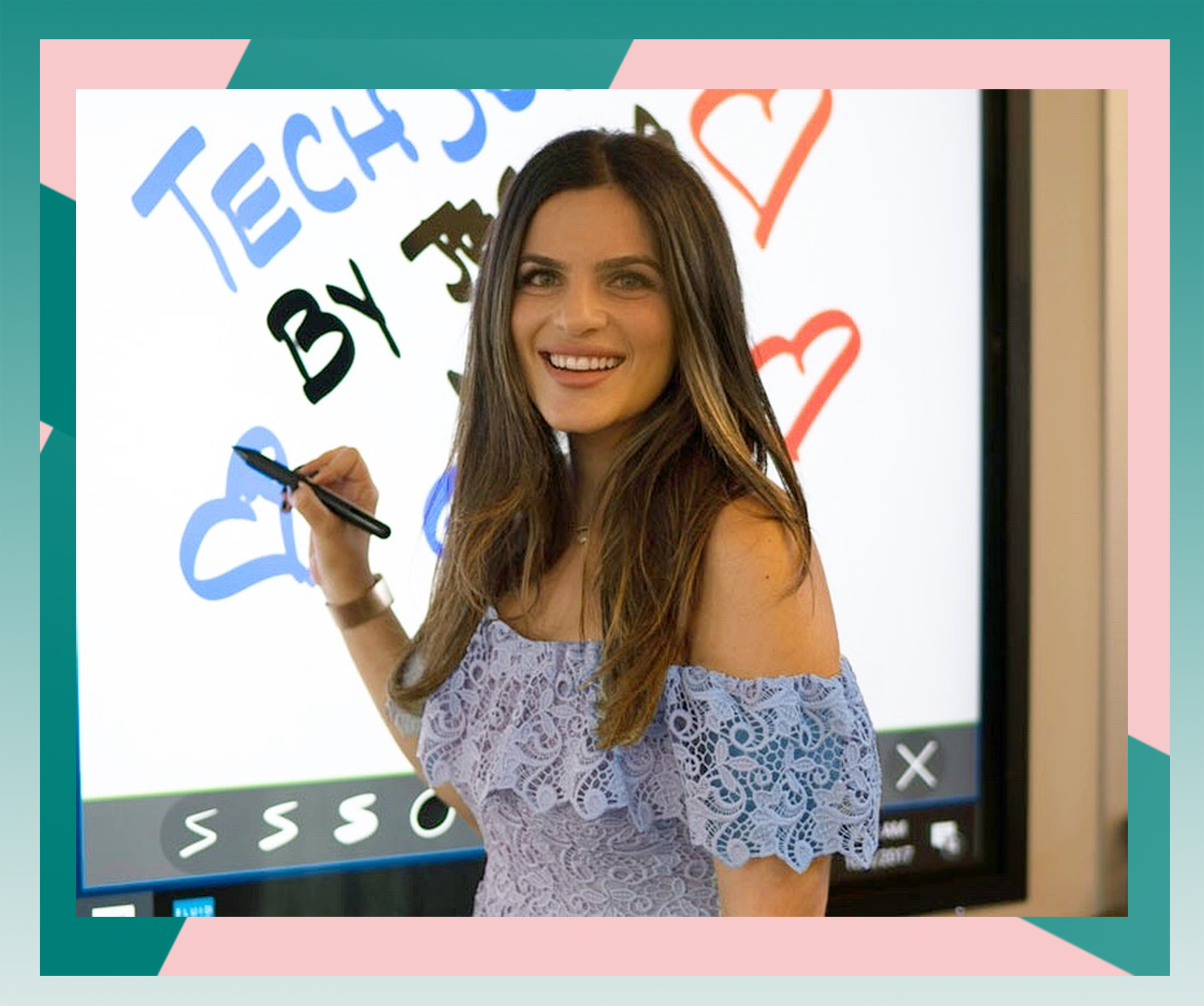 Tech Journalist Jessica Naziri Shares Her Favorite Wearables