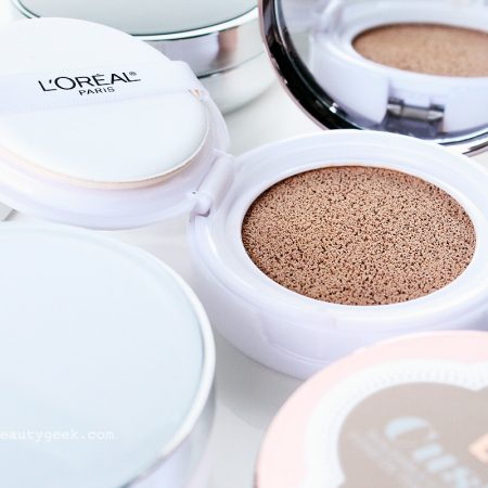 10 Best Cushion Compacts: The Foundation Alternative You've Been Looking For