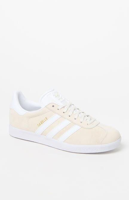 Gazelle Sneaker in white