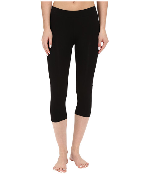 Organic Cotton Cropped Leggings