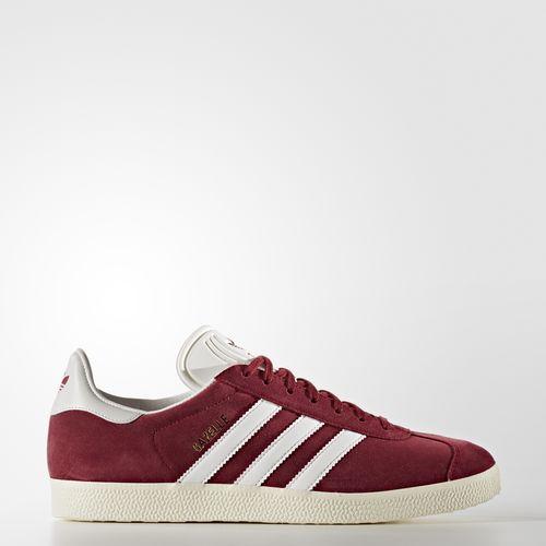 Gazelle Sneaker in maroon