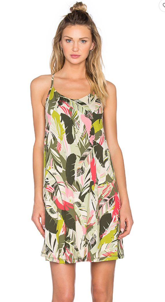 Edisto Mini Dress