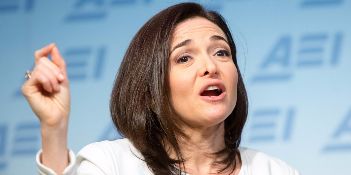 The Powerful Career Lesson Every Woman Should Know, According to Sheryl Sandberg