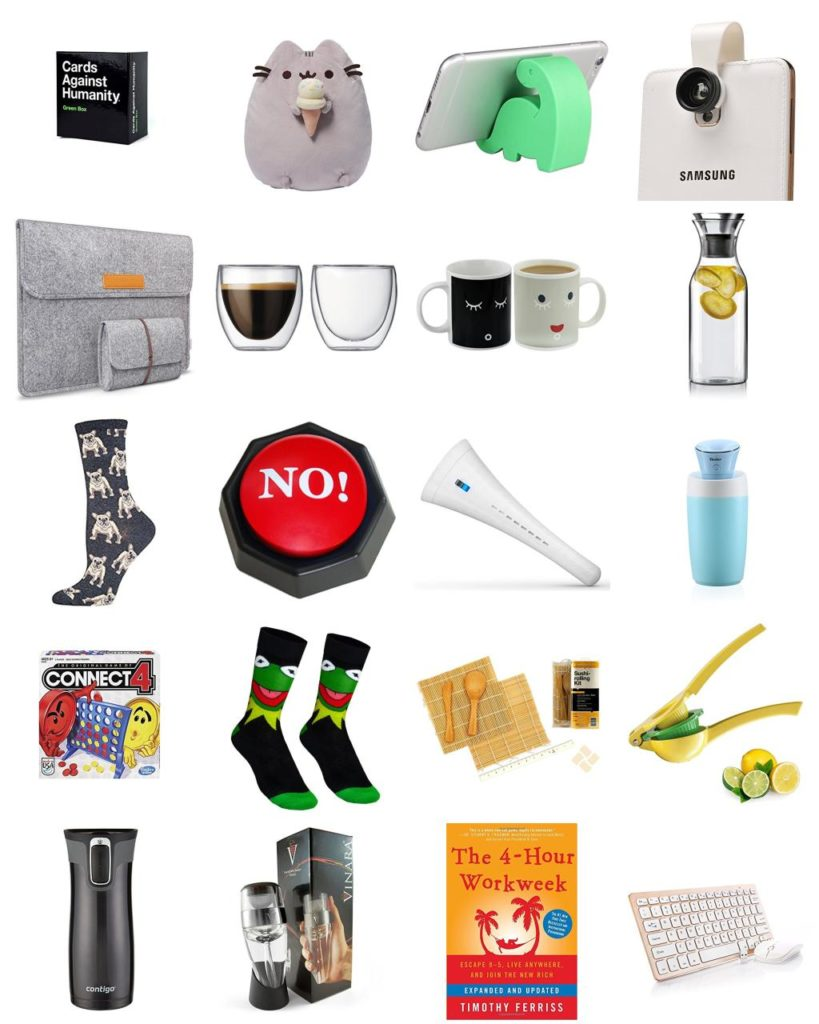 Under $20: Secret Santa Gifts Everyone Will Be Fighting For