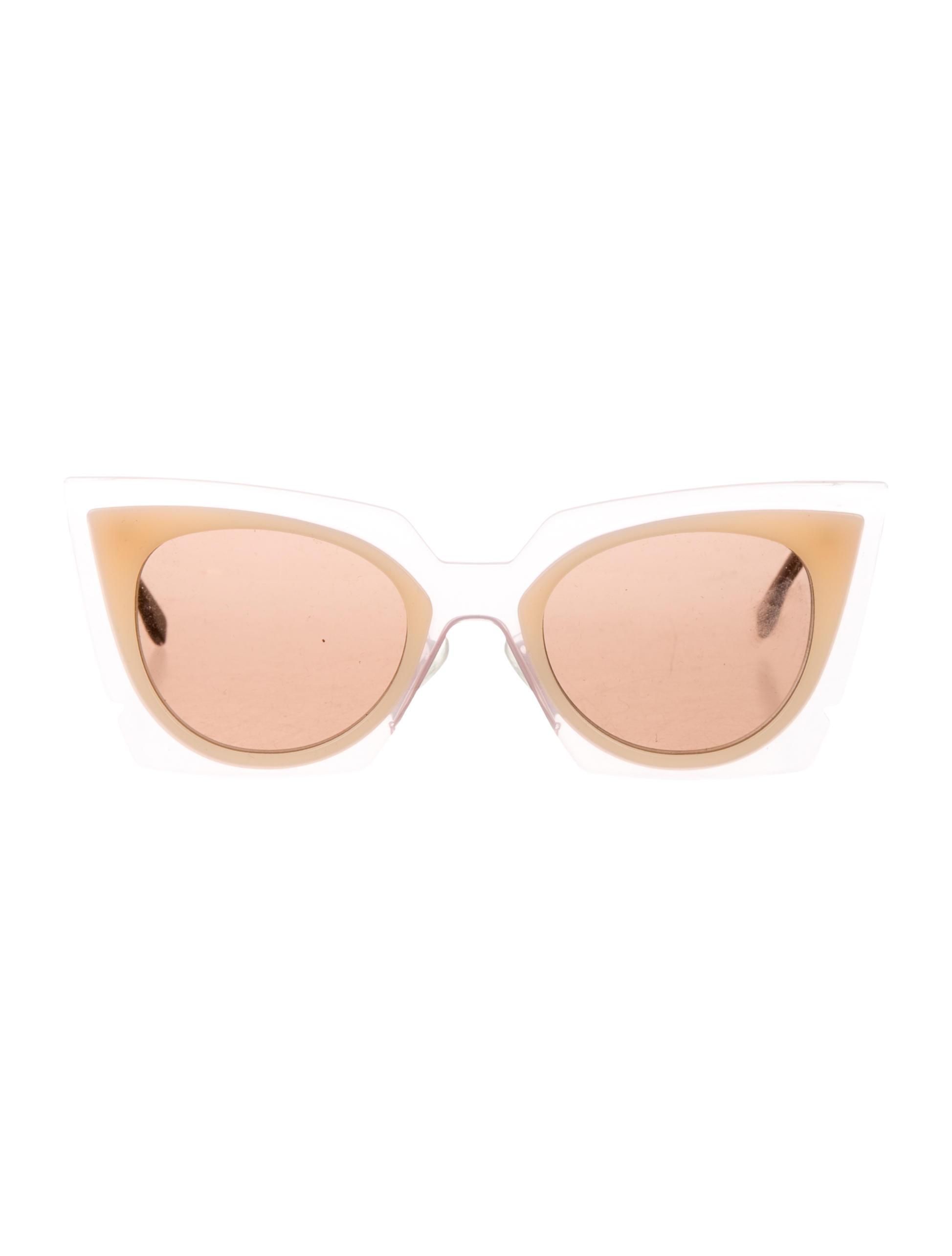 Geometric Tinted Sunglasses