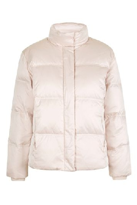 Quilted Puffer Jacker