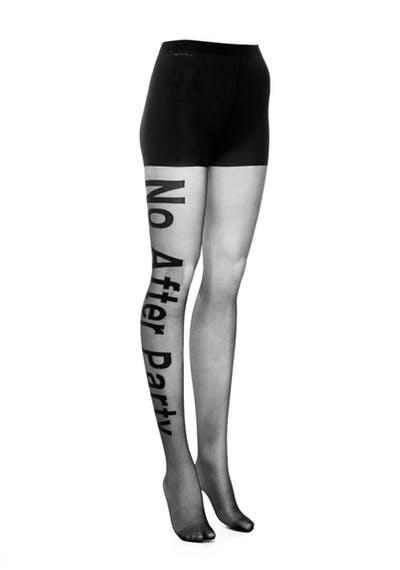 No After Party Tights