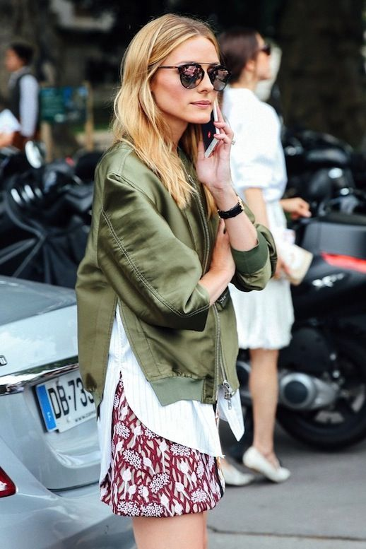 SHOP: The Coolest Bomber Jackets of the Moment