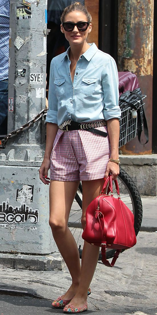 This '90s Shorts Trend Will Be Everywhere This Summer
