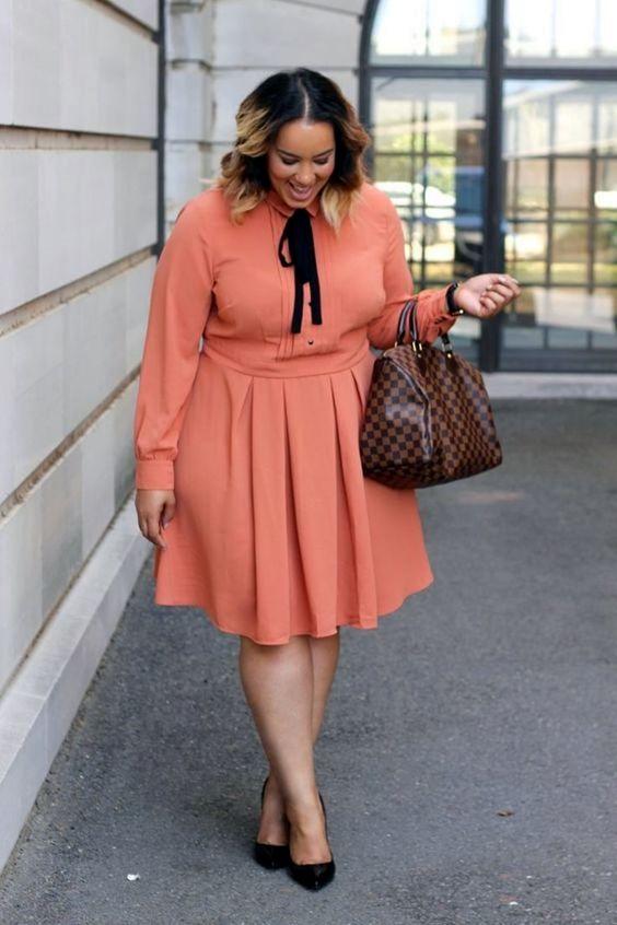 Found 60 Gorgeous Workwear Dresses For Plus Size Women