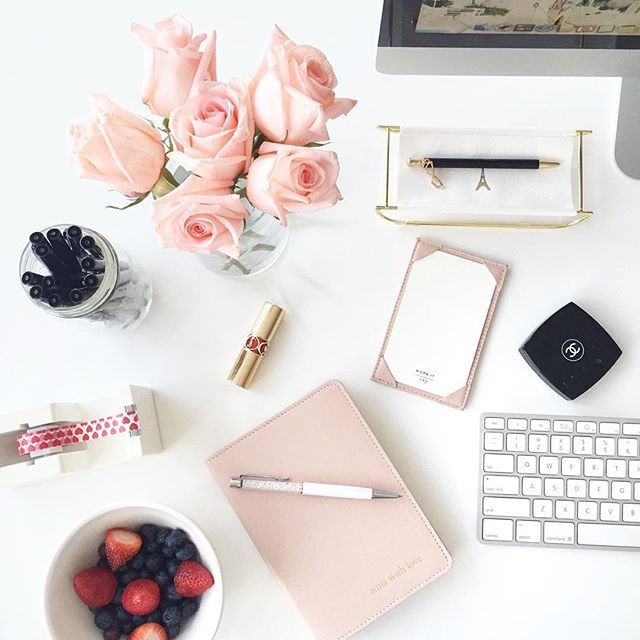Desk Accessories To Make Your Office Extra Chic