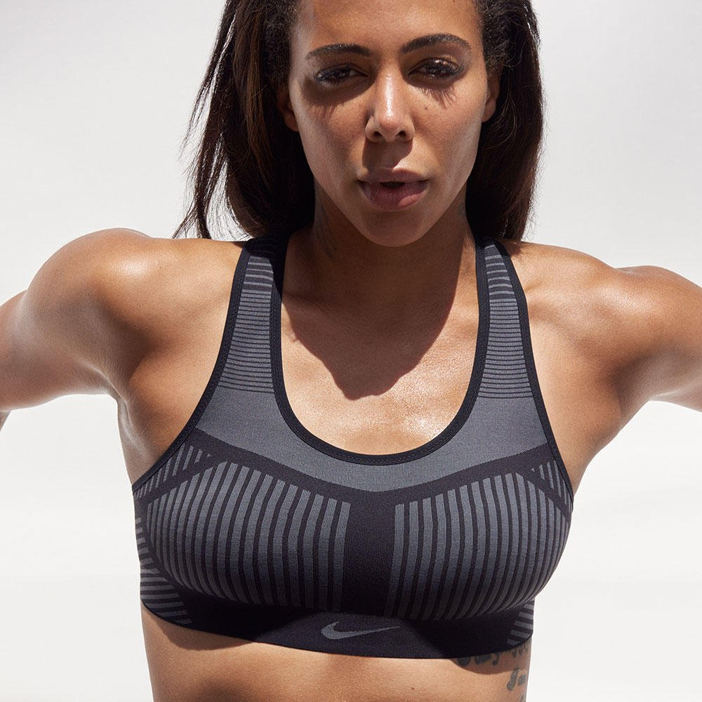 Nike Just Released The Best Sports Bra Ever, and We're Obsessed