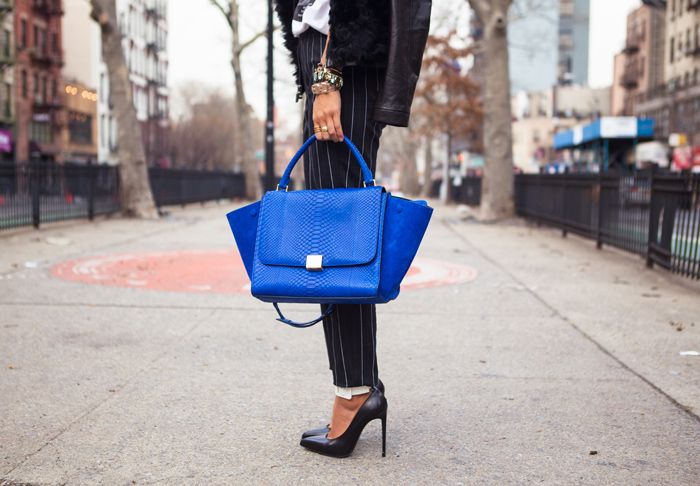 Now Trending: Shop the Prettiest Blue Bags on the Internet