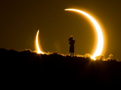 The NASA-Approved Way for  How to View the Solar Eclipse Safely (Without Fancy Glasses)