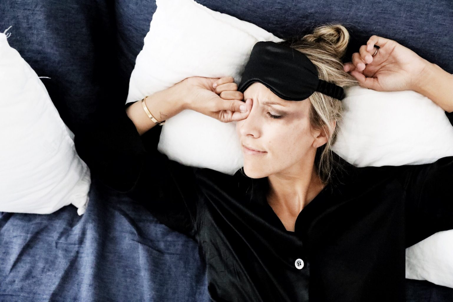 Fatigued? It Might Have Nothing To Do With How Much You're Sleeping