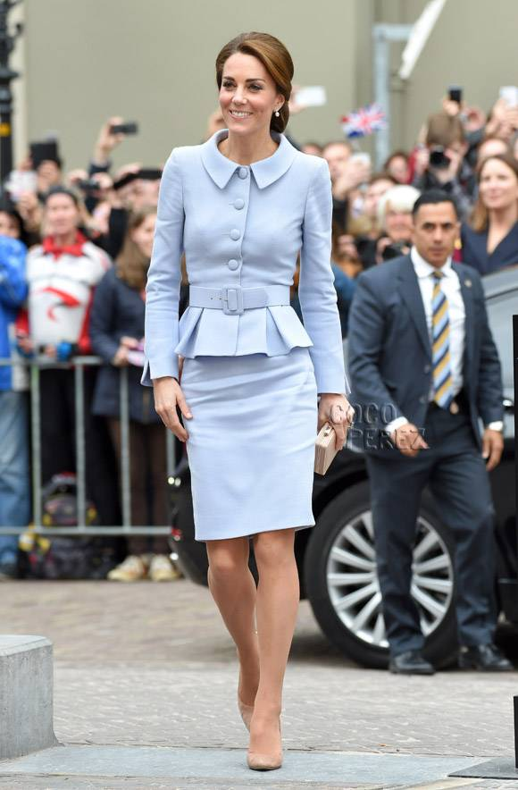 Kate Middleton Nude Tights