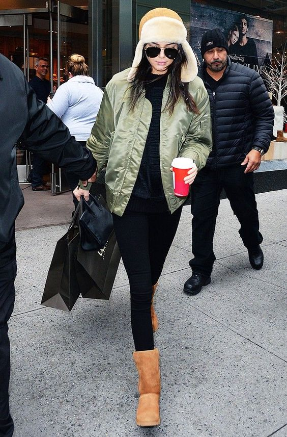 5 Celeb Inspired Ways To Wear Your Uggs This Winter