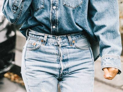 Rigid Denim: The Cool New Denim Everyone Will Try in 2018