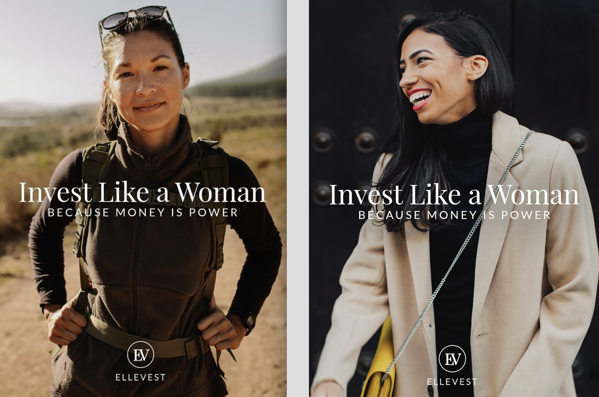 Invest Like a Woman - Because Money is Power