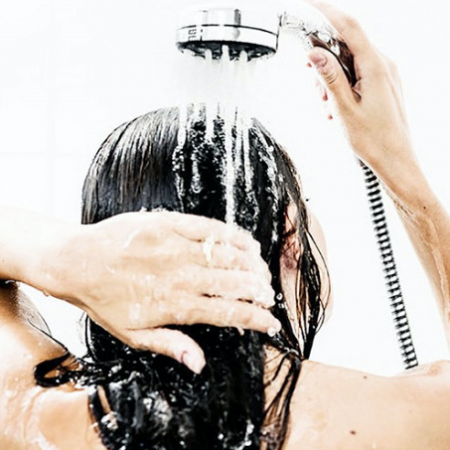 Is Your Shower Ruining Your Hair