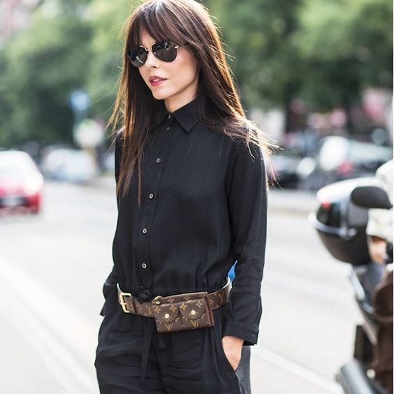 6b7e0b0c7a39f8 The Cool-Girl Fanny Packs We're Buying for Fall