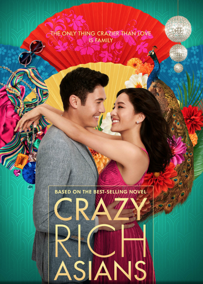 Here's Why You're Going to Fall In Love with Crazy Rich Asians