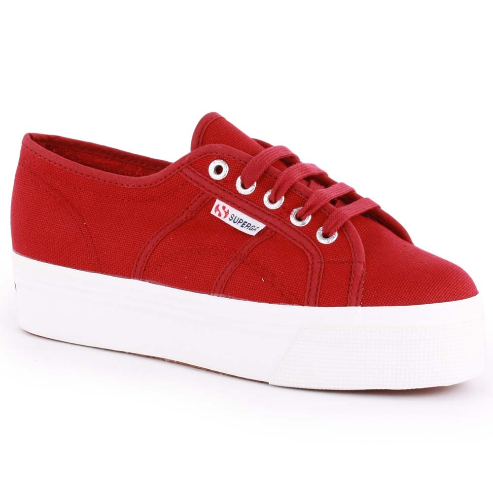 2750 Cotu Classic Sneakers in Red