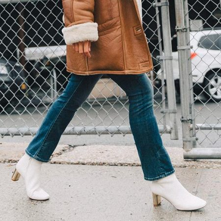 The Most Flattering Way to Wear Your Ankle Boots
