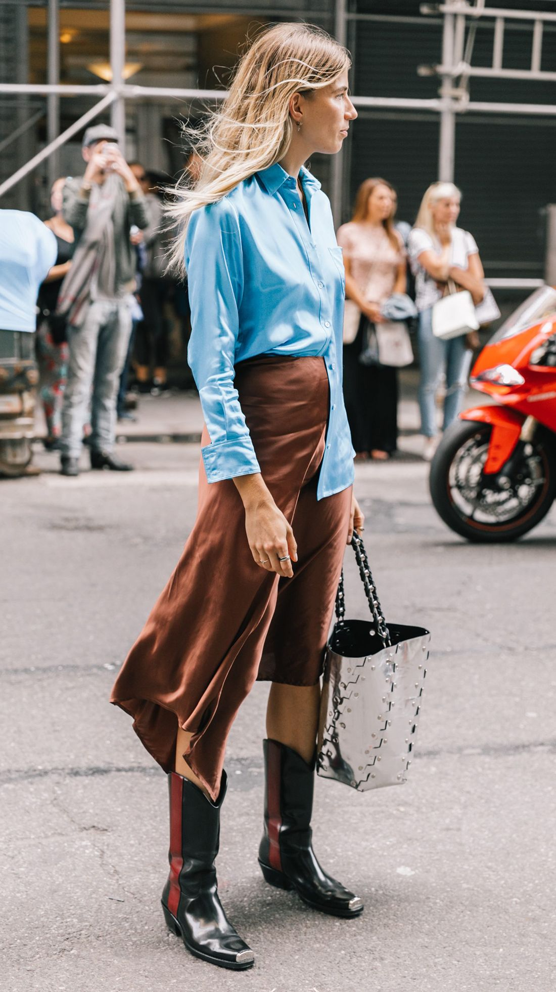 20 Ways to Wear Your Dresses With Boots