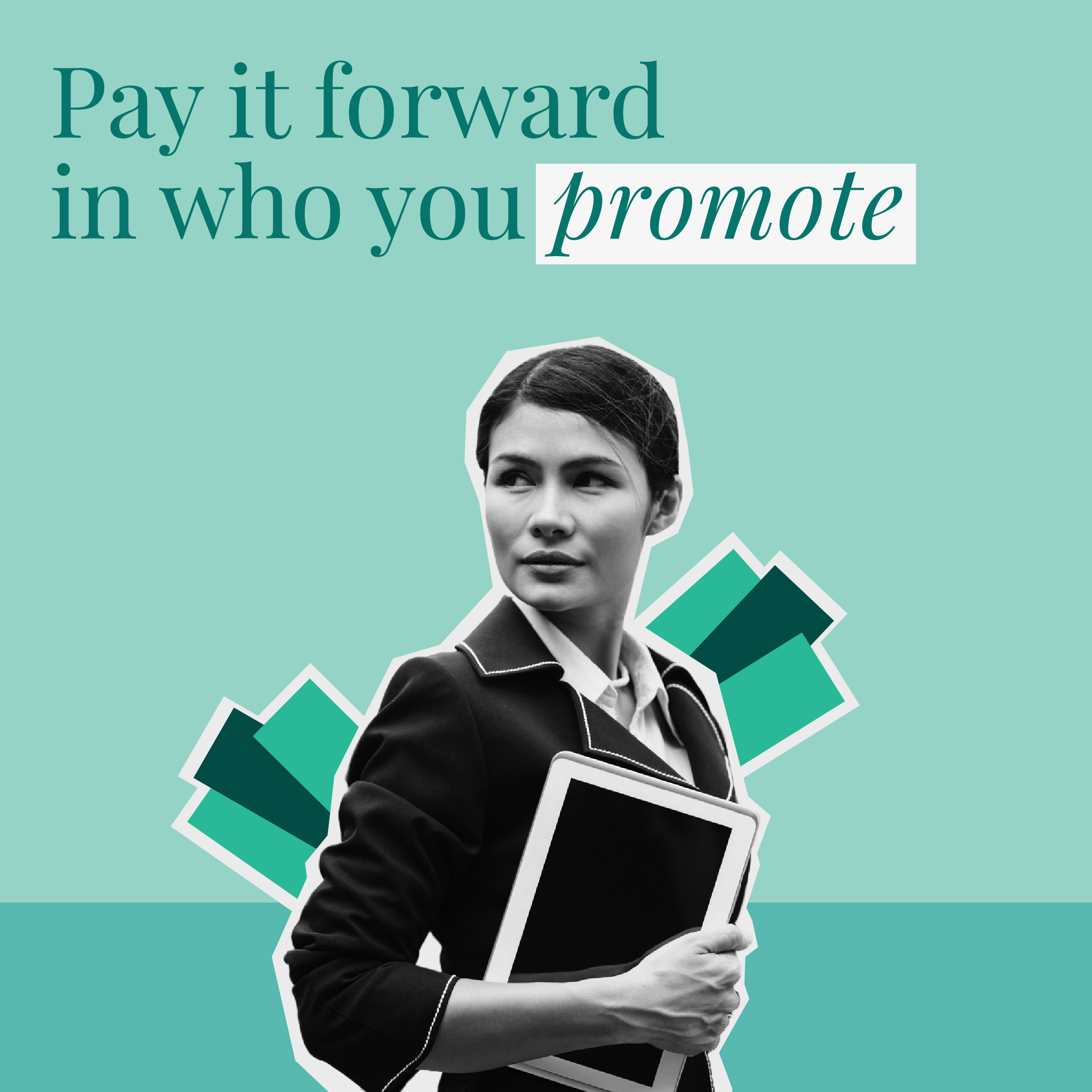 How to Pay It Forward for (Symbolic) Equal Pay Day