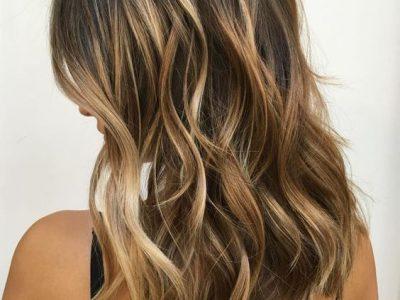 10 Examples Of Dark Brown Hair Highlights