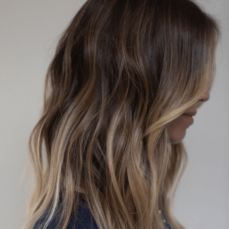 10 Examples of Dark Brown Hair With Highlights