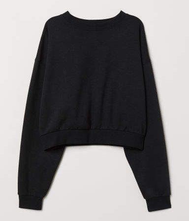 Short Sweatshirt