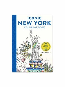 NYC Coloring Book