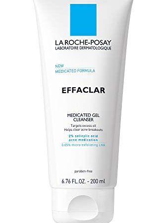 Effaclar Medicated Gel Acne Cleanser
