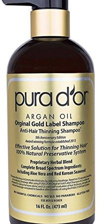 Original Gold Label Anti-Thinning Shampoo