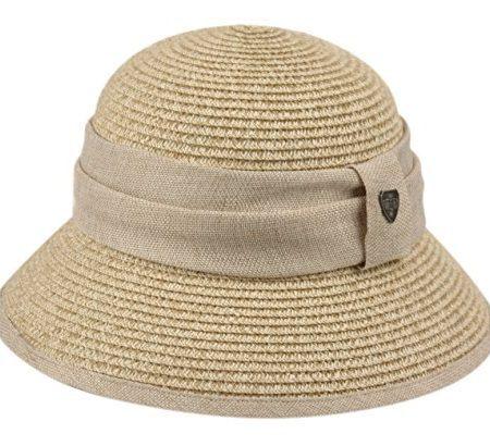 Linen Cloche Hat