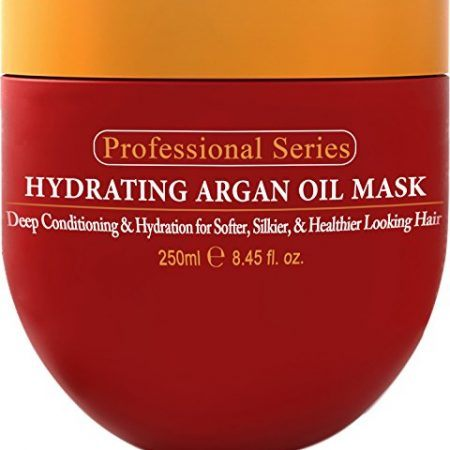 Hydrating Argan Oil Hair Mask and Deep Conditioner