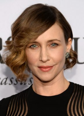 Celebrity Short Haircuts 2014 2015 Vera Farmiga Short Curls