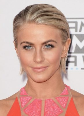 Julianne Hough Short Straight Hair Style 2015 Summer Haircuts For Women Short Hair