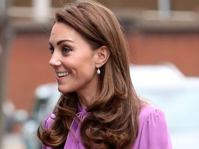 Kate Middleton's Block Heel Pumps Are So Much Cooler Than Stilettos