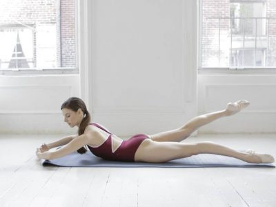 ​The Best ​Ballet Workout​ to Help You Sweat From Home​: Ballet Beautiful